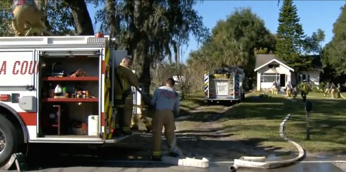 House fire in DeLand in 2014 kills four cats / Headline Surfer®