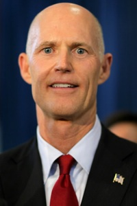 Gov. Scott is on the losing end of the pot issue in Florida / Headline Surfer®