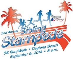 Sibling Stampede in Daytona / Headline Surfer®