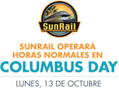 SunRail message in Spanish / Headline Surfer