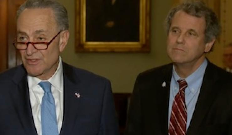 Immigrant rights activists accuse Schumer of 'bad deal' to end government shutdown
