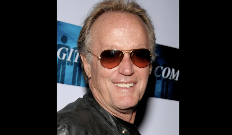 Actor Peter Fonda passes away at 79