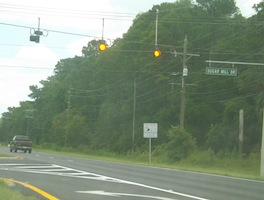 New traffic light to be installed at Sugar Mill Drive and SR 44 in New Smyrna Beach / Headline Surfer