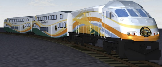 SunRail, Floria's much-hyped rail service comes to Lake Mary & Sanford today / Headline Surfer®