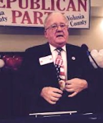 Volusia County GOP Chair Tony Ledbetter / Headline Surfer®