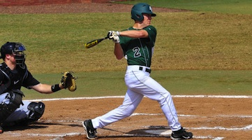 Stetso Hatters beat Mercer in college baseball / Headline Surfer