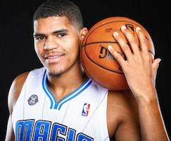 Tobias Harris of the Orlando Magic / Headline Surfer®