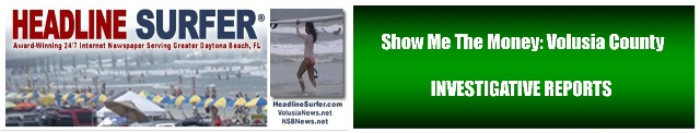 Show Me the Money Volusia County: Battle over CRAs / Headline Surfer®