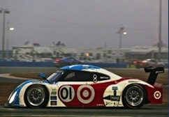 Chip Ganassi's 01 wins Rolex 24 at Daytona
