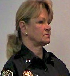 Oak Hill Police Chief Diane Young