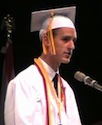 2011 NSB High School Salutatorian Drew Walker