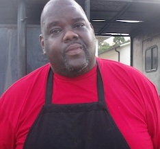 Neal Coats of Lil Neal's Barbecue