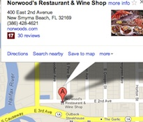 Norwood's Restaurant / Headline Surfer